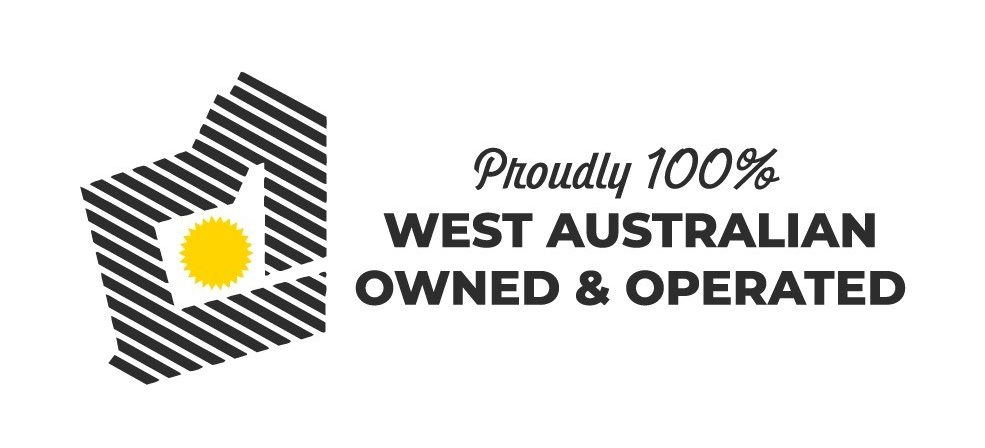 Proudly WA logo